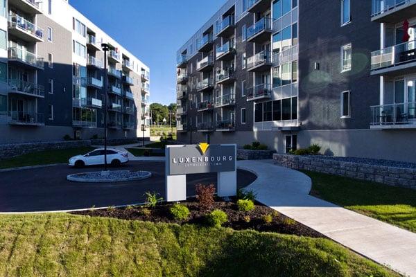 Développement résidentiel à Québec